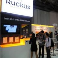 ruckus wireless booth