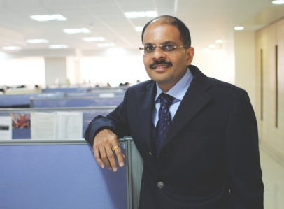 Umesh Ikhe, group CTO, CARE Ratings