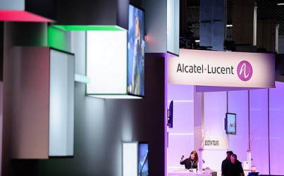 alcatel booth flickr
