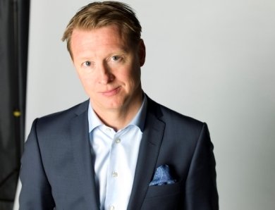 Hans Vestberg, president and CEO, Ericsson