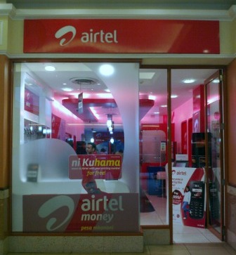 Airtel shop