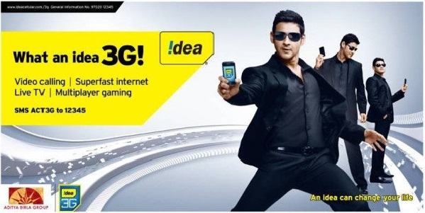 Idea 3G