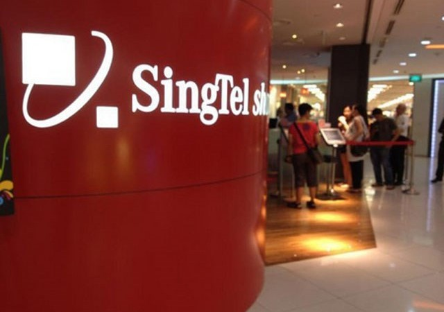SingTel investment
