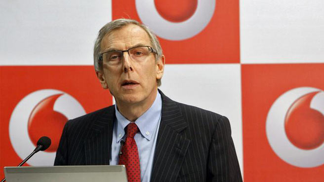 Vodafone India MD and CEO Marten Pieters