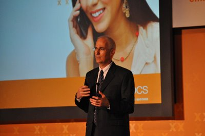 Eli Gelman, president and CEO, Amdocs