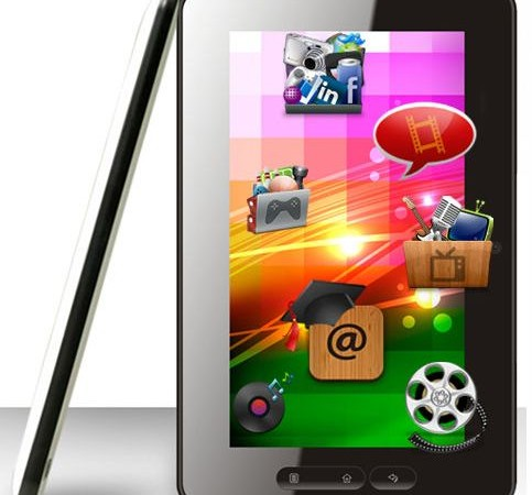 Micromax tablet share dips