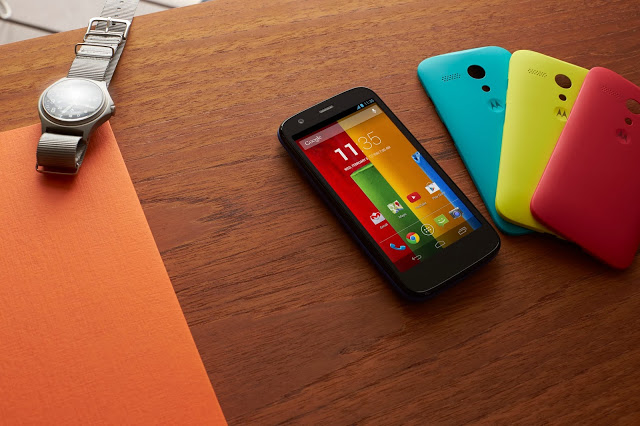 low cost Moto G announced