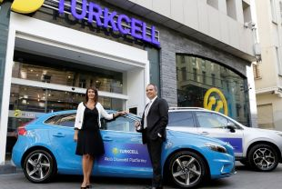 Turkcell Connected Car Platform