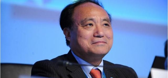 ITU secretary general Houlin Zhao