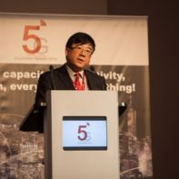 Tong Wen, CTO of Huawei Wireless Networks