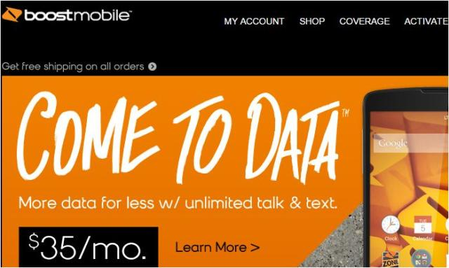 Boost Mobile's New Promo Plans Offer Up To 50% Savings