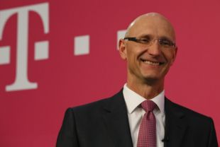 Deutsche Telekom CEO Timotheus Hottges