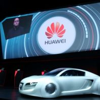 Huawei in pact with Audi for interconnected car