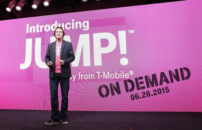 T-Mobile US CEO John Legere on Apple offer