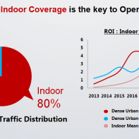 indoor coverage key to success