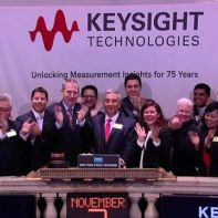 Ronald S Nersesian, president and CEO of Keysight Technologies
