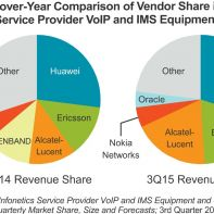 service provider VoIP and IMS market