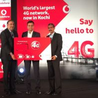 Vodafone 4G Launch