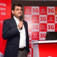 Alok Verma, business head - Assam and North East, Vodafone India