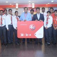 Vodafone invests in LTE network, launches 4G SIM in Bengaluru, India