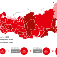 MTS LTE investment in Russia