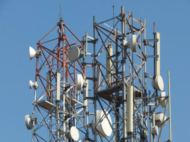 telecom tower india
