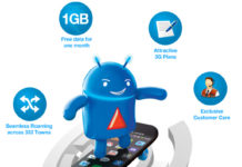 Reliance 3G strategy