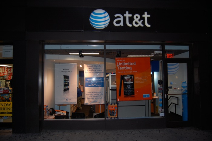 AT&T Texas expansion