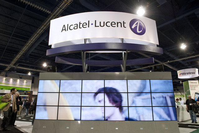 Alcatel-Lucent becomes #2 in service provider router and