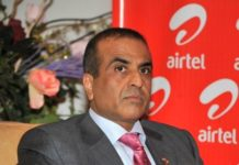 Bharti Airtel Sunil Mittal India