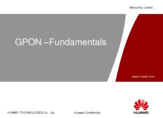 Huawei Technologies GPON market share Q1