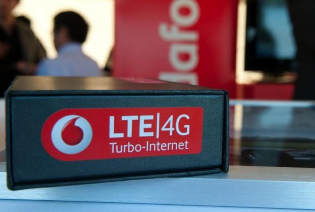 Vodafone 4G strategies for data growth