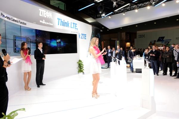 ZTE revenue dips 11.6 percent to $6 billion in first half