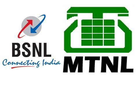 BSNL-MTNL deal