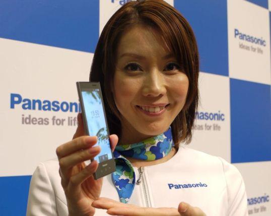 Panasonic may trim smartphone business in India