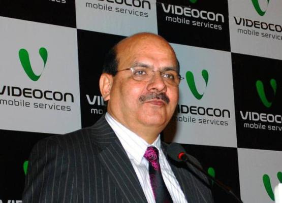 Arvind Bali, director and CEO, Videocon Telecom