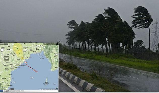 Cyclone Phailin - telecom network goes off, Google sets up Crisis Response team