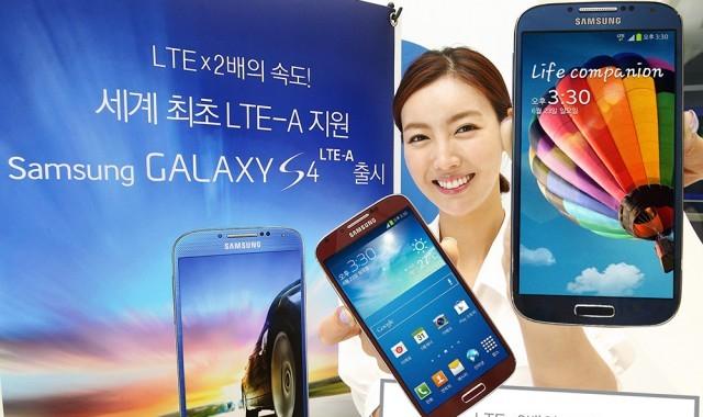 Samsung 4G deals