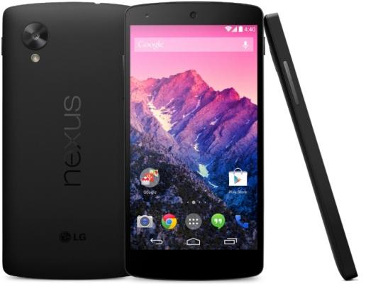 Google Nexus 5 goes on sale