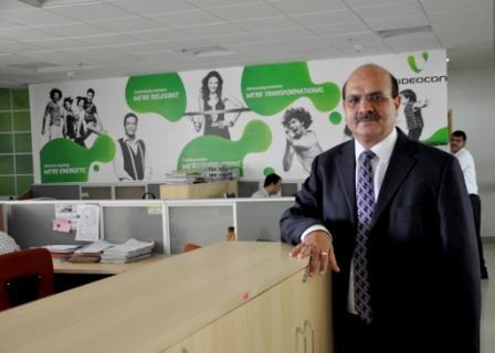 Videocon Telecom CEO Arvind Bali