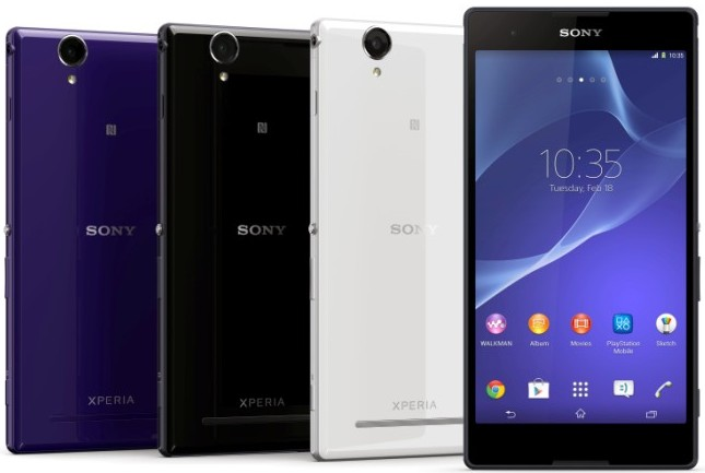 Sony Xperia T2 Ultra smartphone targets emerging mobile markets
