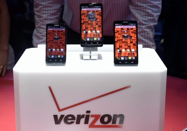 Verizon DC rule