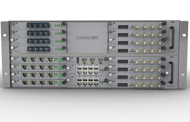 CommScope adds new architecture for in-building wireless systems