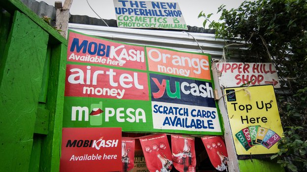 Mobile money services