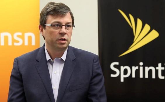 Stephen Bye, CTO of Sprint