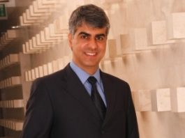 Qualcomm India president Sunil Lalvani