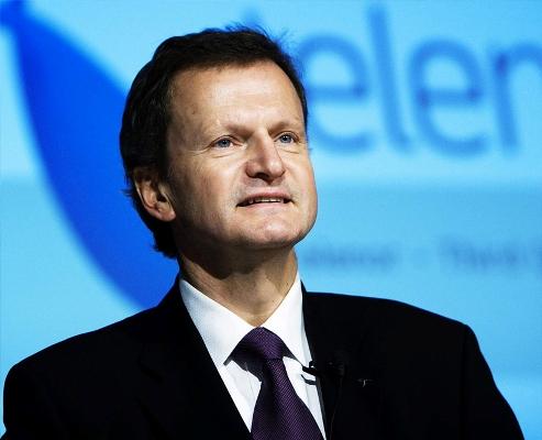 Telenor Group President and CEO, Jon Fredrik Baksaas