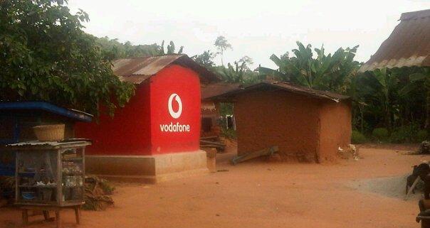 Vodafone Q3 Capex