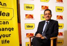 Idea Cellular MD and CEO Himanshu Kapania