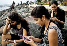 Mobile data revenue overtakes voice income